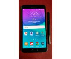 Samsung Note 4 Impecable