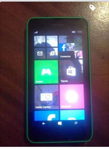 vendo nokia lumia 635