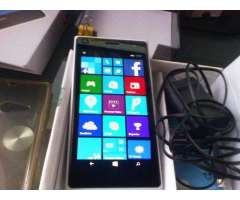 microsoft lumia 640 xl liberado color azul