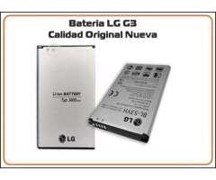 Bateria LG G3 Original Nuevo, Región Metropolitana