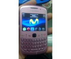 Blackberry 8520 Gemini con Whatsapp