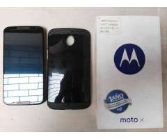 Motorola MOTOX 2da. Generacion De 32GB NEGOCIABLE Leer Descripcion