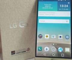 LG G3 32 Gb 3Gb de RAM