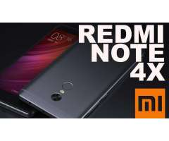 XIAOMI REDMI NOTE 4X de 3GB RAM 32GB ROM y 4GB RAM 64GB ROM. NUEVO. WHATSAPP 67514052