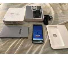 HTC Desire 530 Telcel, caja y cargador orig