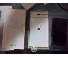 Sony xperia x seminuevo con factura y garantia 6me