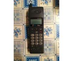 Movil Panasonic digital impecable