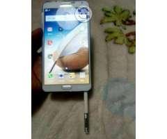 Samsung Note 3 32gb original Telcel