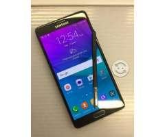 Samsung Note 4 Libre 32gb Pluma
