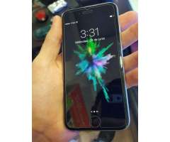 VENDO O CAMBIO IPHONE 6 DE 16 GIGAS