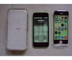 Iphone 5C Liberado