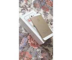 iPhone 5S 16Gb Color Dorado - Usado