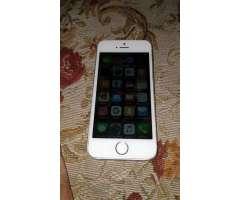 iPhone 5S Libre  de Icloud Negociable