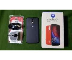 Motorola Moto G4 Plus Dual Sim OCTACORE HUELLA, Región Metropolitana