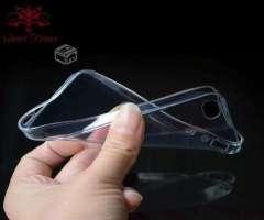 Carcasa Silicona + Vidrio Templado Curvo Iphone 6/, VI O`Higgins