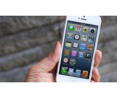 iPhone 5 64g liberado gana 160$