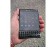CAMBIO HERMOSO BLACKBERRY PASSPORT 4G LTE
