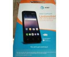 Vendo Celular Alcatel Ideal 4g