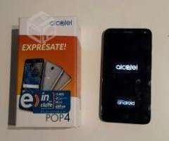 Alcatel pop 4 5 pulgadas 4G negro, Región Metropolitana