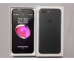 IPhone 7 Plus 128gb negro mate libre
