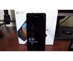 Microsoft Lumia 550  Intacto, con caja y protector cambios no