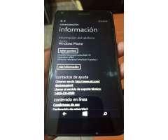 Microsoft Lumia 640 Lte Libre Impecable!