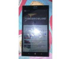 Nokia Lumia 1520 Leve Fisura en Vidrio