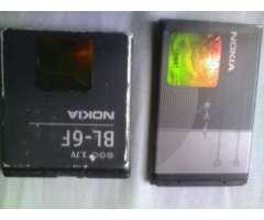 Vendo Dos Baterias Nokia de Celular