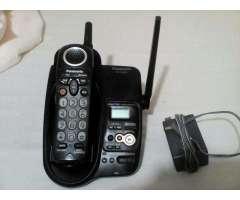 Telefono Inalambrico Panasonic Kxtg2422b