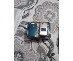 2 móviles uno azul y gris