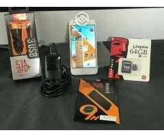 HTC one A9s 32gb mas 64gb accesorios PREMIUN