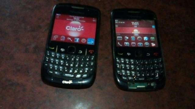 Vendo 2 Blackberry