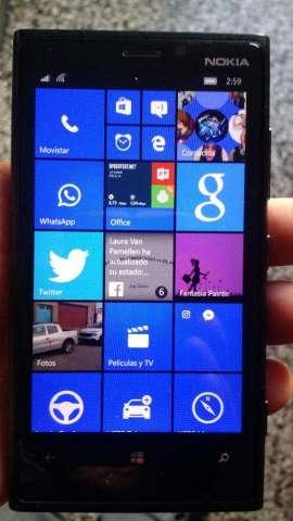 vendo nokia lumia 920 para movistar 4g 32 gb $ 3000