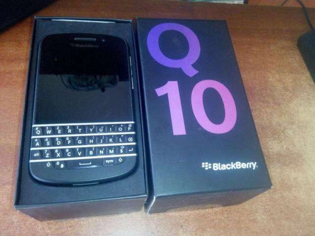 BLACKBERRY Q10 CON ANDROID 4.3