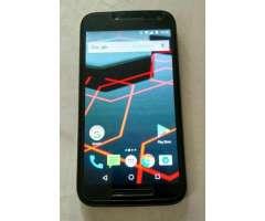 Motorola MOTOG 3ra. Generacion DUOS de 16GB Perfecto Estado