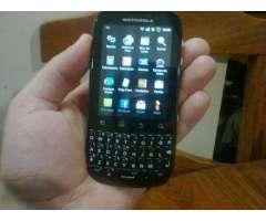 Motorola XT316 libarado con whatsapp