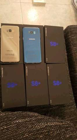 Movil galaxy s8+ PLUS PRECINTADAS!
