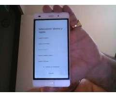 Huawei p8 lite LIBRE blanco