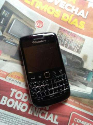 Blackberry Bold 6 Movistar Tactil Nitida