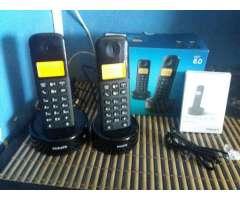 Telefonos Inalambrico Philips C/garantia