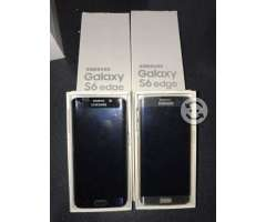 Samsung Galaxy Nuevos S6 Edge 32Gb y 64Gb