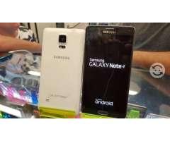 Samsung Note 4 de 32gb