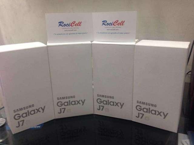 Samsung Galaxy J7 Versión 2016 4G Lte Sellado Libre de Fábrica