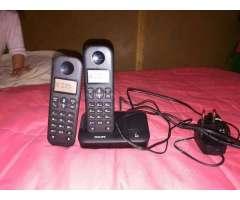 Teléfono Inalámbrico Philips, X Los Lagos