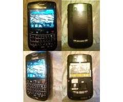 Blackberry Bold 3 9650 Liberado y otros