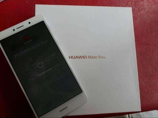Huawei Mate 9 Lite Nuevo Sin Ningún Uso