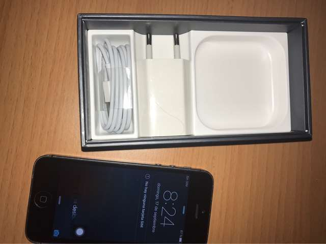 IPhone 5 16 Gb Libre