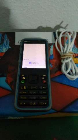 NOKIA 5630  LIBRE  impecable