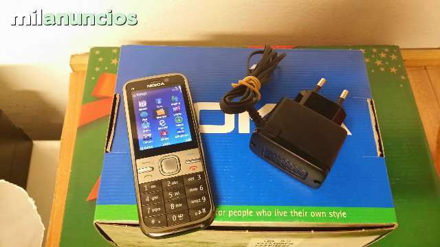 Nokia c5 00  libre  5mp