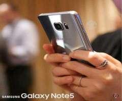 Samsung Galaxy Note 5, VI O`Higgins
